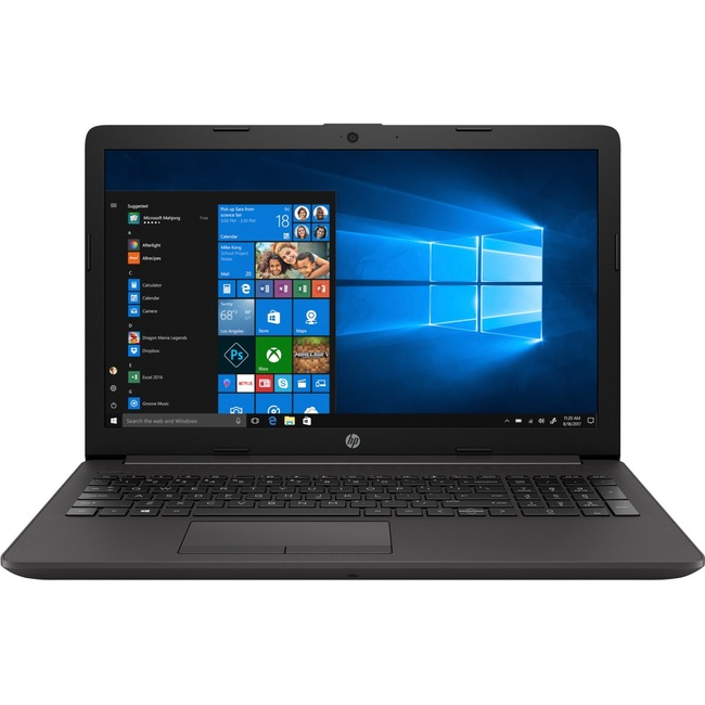 "HP 250 G7 15.6"" LCD Notebook - Intel Core i5 (8th Gen) i5-8265U Quad-core (4 Core) 1.60 GHz - 8 GB DDR4 SDRAM - 256 GB S"