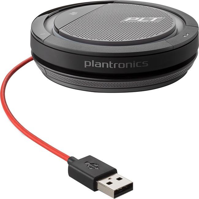 Plantronics Calisto 3200 Portable Personal Speakerphone with 360° Audio