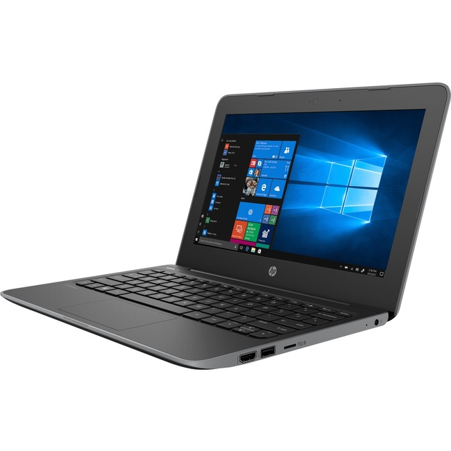 "HP Stream 11 Pro G5 11.6"" Touchscreen LCD Netbook - Intel Pentium Silver N5000 Quad-core (4 Core) 1.10 GHz - 4 GB DDR4 S"