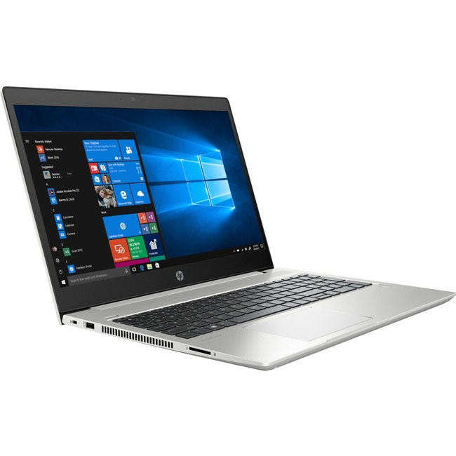 "HP ProBook 445 G6 14"" LCD Notebook - AMD Ryzen 5 2500U Quad-core (4 Core) 2 GHz - 8 GB DDR4 SDRAM - 500 GB HDD - Windows"