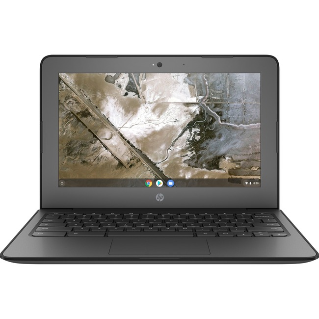 "HP Chromebook 11A G6 EE 11.6"" Chromebook - 1366 x 768 - A-Series A4-9120C - 4 GB RAM - 32 GB Flash Memory"