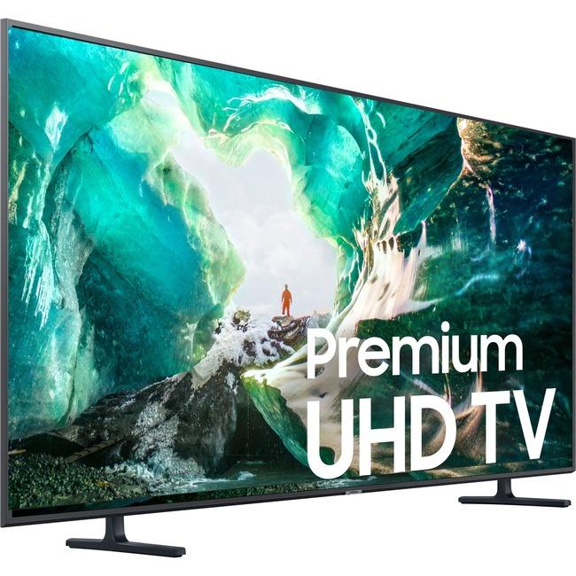"""Samsung RU8000 UN75RU8000F 74.5"""" Smart LED-LCD TV - 4K UHDTV - Titan Gray"""