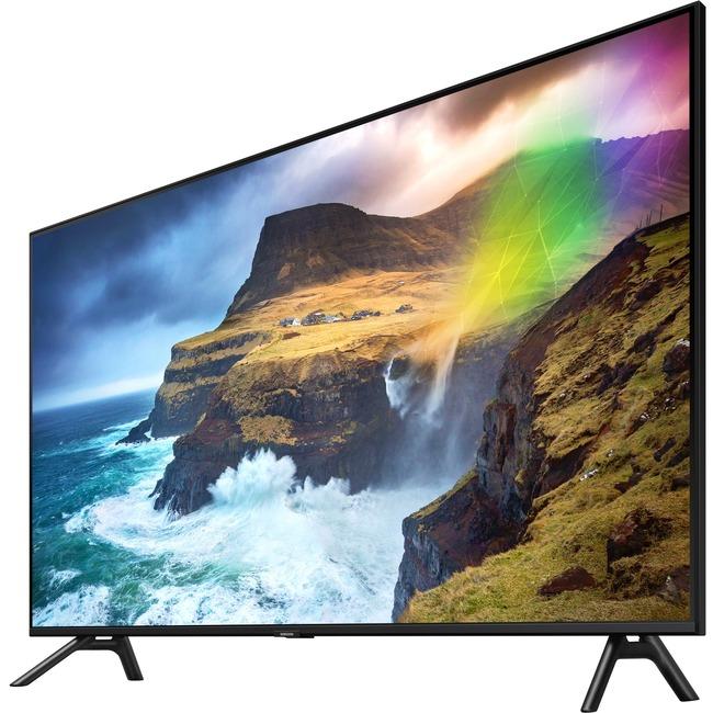 "Samsung Q70R QN82Q70RAF 81.5"" Smart LED-LCD TV - 4K UHDTV - Slate Black, Graphite Black"