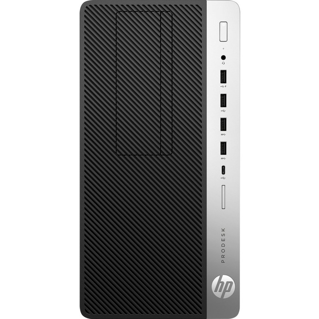 HP Business Desktop ProDesk 600 G4 Desktop Computer - Core i5 i5-8600 - 16 GB RAM - 512 GB SSD - Micro Tower
