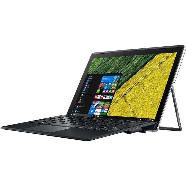 "Acer Switch 3 SW312-31-P167 12.2"" Touchscreen 2 in 1 Notebook - 1920 x 1200 - Pentium N4200 - 4 GB RAM - 128 GB Flash Me"