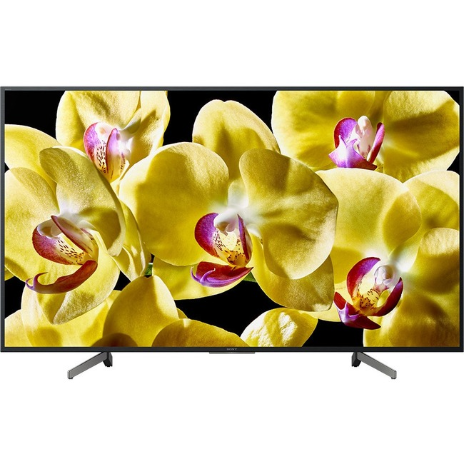 "Sony BRAVIA X800G XBR-43X800G 42.5"" Smart LED-LCD TV - 4K UHDTV - Black, Matte Black"