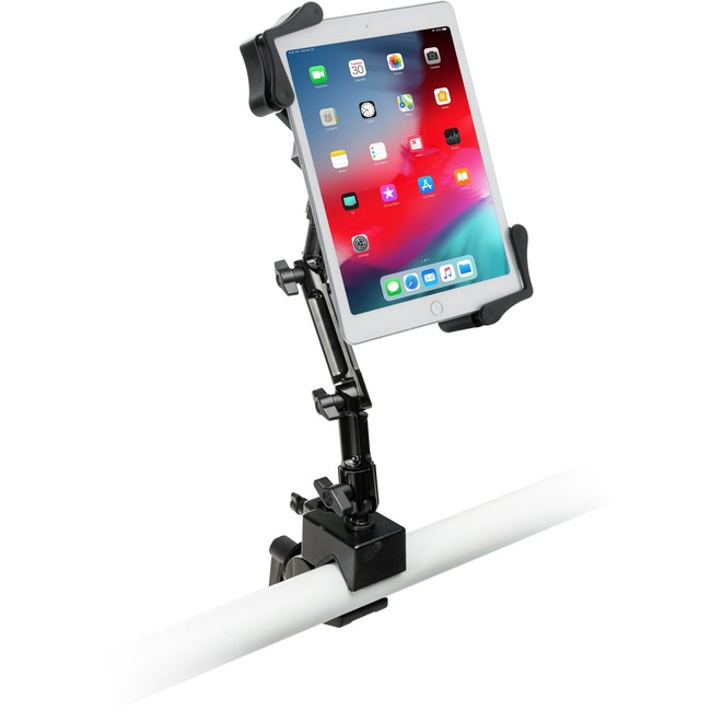 CTA Digital Clamp Mount for Tablet, iPad mini, iPad, iPad Pro