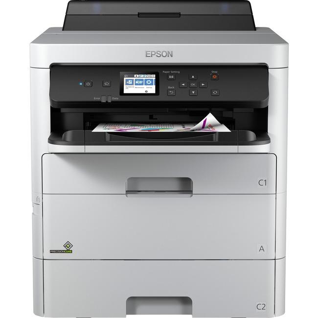 Epson WorkForce Pro WF-C529R Inkjet Printer - Color