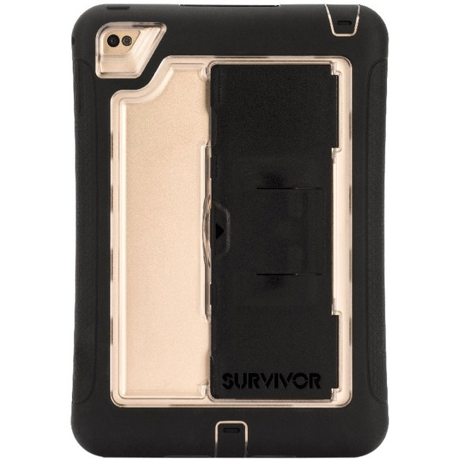 Griffin Survivor Slim iPad mini (4th Gen.), Black/Clear