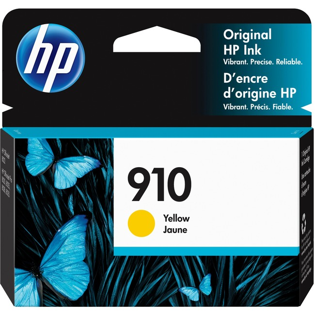 Image of HP 910 Ink Cartridge (3YL60AN#140)