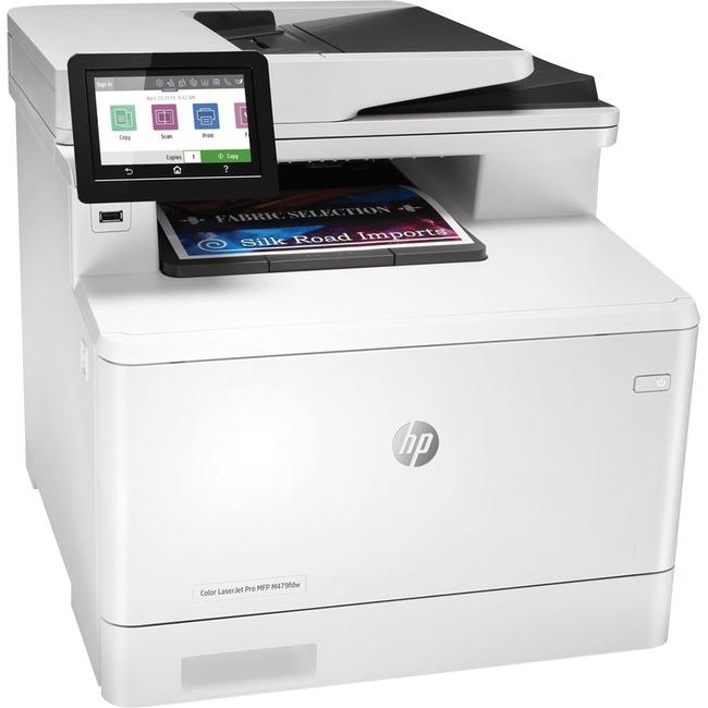 HP LaserJet Pro M479 M479fdn Laser Multifunction Printer - Color