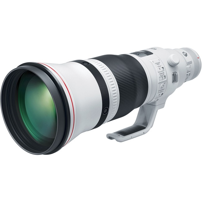Canon - 600 mm - f/4 - Telephoto Zoom Lens for Canon EF