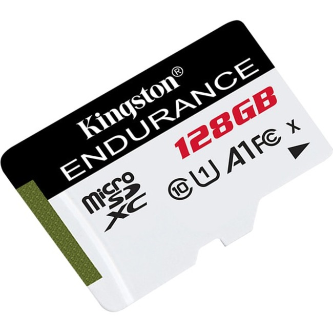 128GBMICROSDXCENDURANCE 95R/45W C10 A1 UHS-I CARD ONLY