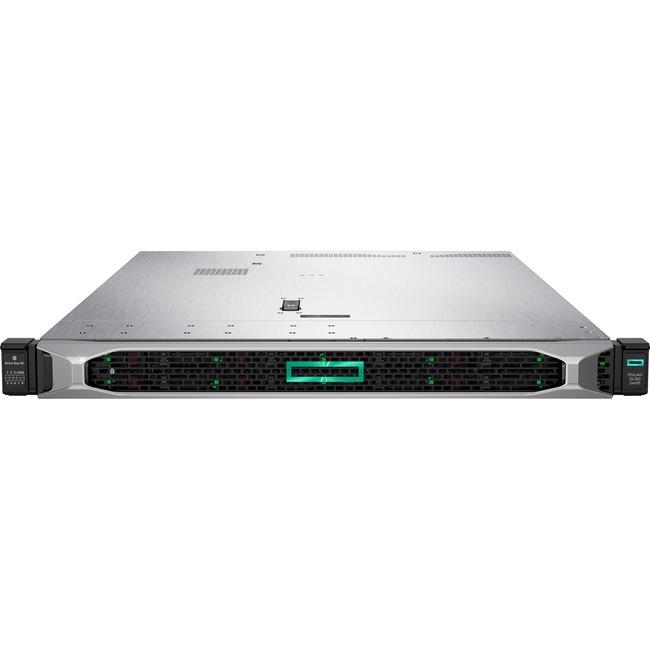 HPE ProLiant DL360 G10 1U Rack Server - 1 x Xeon Gold 6230 - 32 GB RAM HDD SSD - 12Gb/s SAS Controller