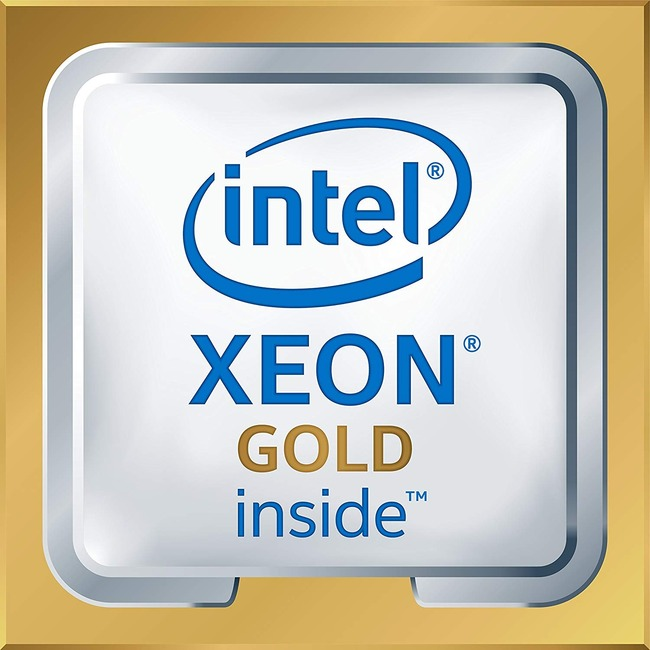HPE Intel Xeon Gold 6244 Octa-core (8 Core) 3.60 GHz Processor Upgrade