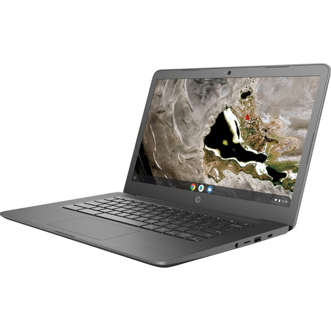"HP Chromebook 14A G5 14"" Touchscreen Chromebook - 1366 x 768 - A-Series A4-9120C - 4 GB RAM - 32 GB Flash Memory"