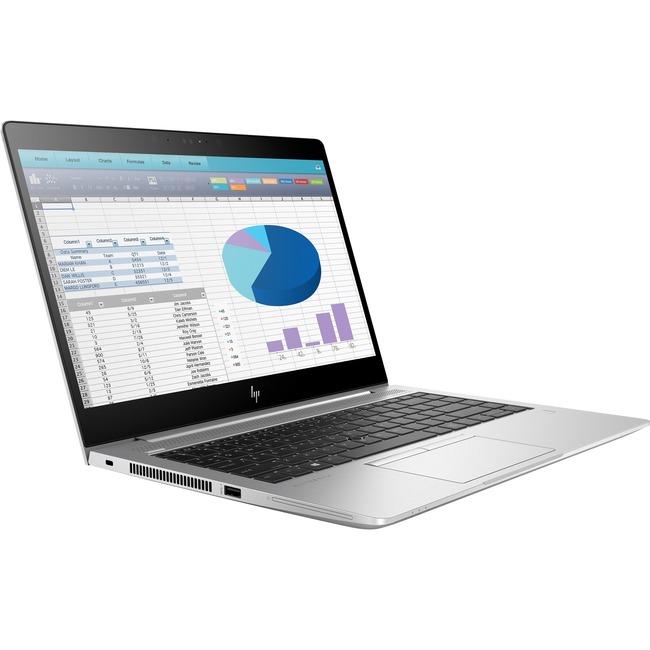"""HP Mt44 14"""" Thin Client Notebook - 1920 x 1080 - Ryzen 3 PRO 2300U - 8 GB RAM - 128 GB SSD"""