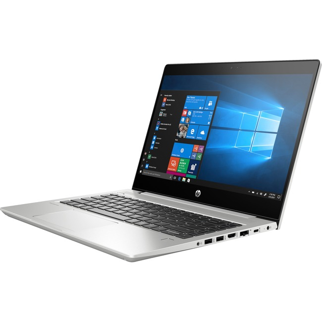 "HP ProBook 445R G6 14"" Notebook - 1920 x 1080 - Ryzen 5 3500U - 16 GB RAM - 256 GB SSD - Natural Silver"
