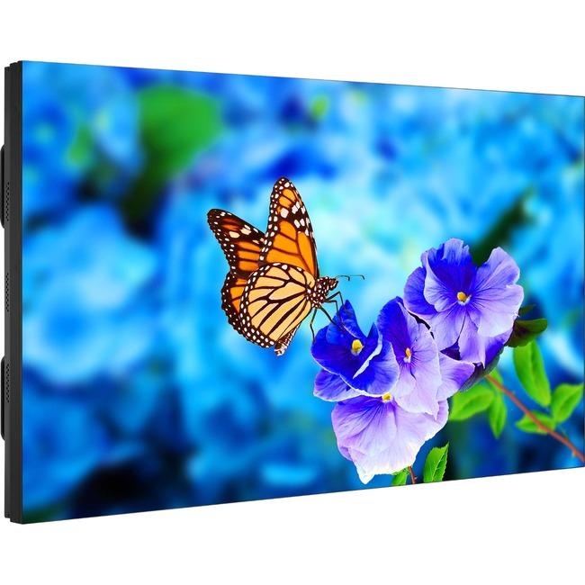 55 ULTRA NARROW BEZEL VIDEO WALL PRODUCT 0.88MM BEZEL GAP 28% HAZE 500 CD/M2
