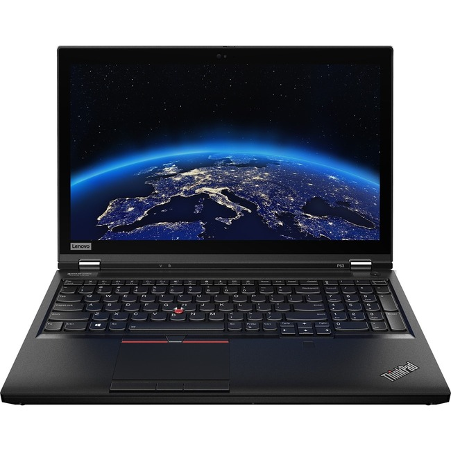 "Lenovo ThinkPad P53 20QN001CUS 15.6"" Touchscreen Mobile Workstation - 1920 x 1080 - Xeon E-2276M - 32 GB RAM - 1 TB SSD"