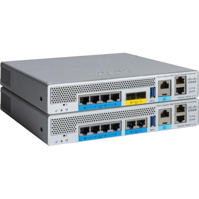 Cisco Catalyst 9800-L 802.11ax Wireless LAN Controller