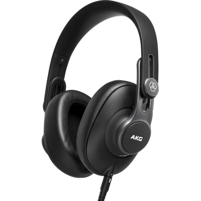 AKG K361 Over-Ear, Closed-Back, Foldable Studio Headphones