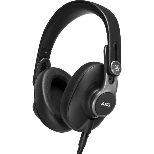 AKG K371 Over-Ear, Closed-Back Foldable Studio Headphones