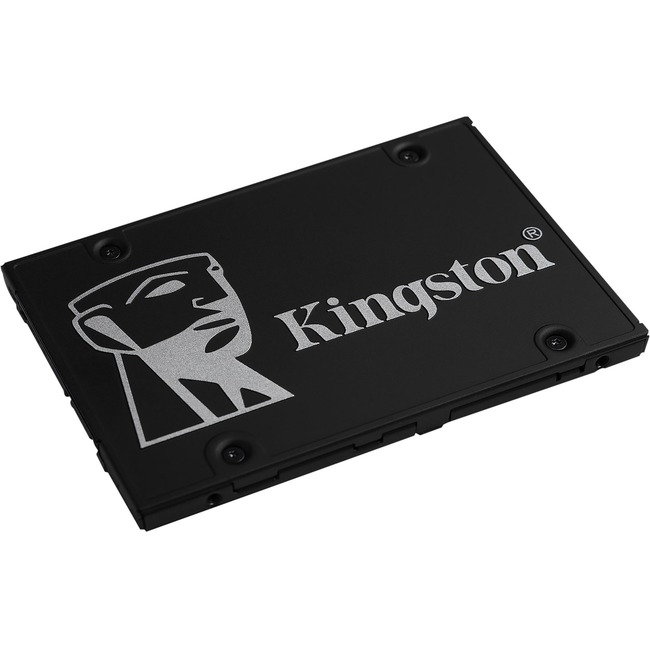 "Kingston KC600 256GB SATA3 6Gb/s 2.5"" Read 550 MB/s Write 500 MB/s Solid State Drive(SKC600/256G)"
