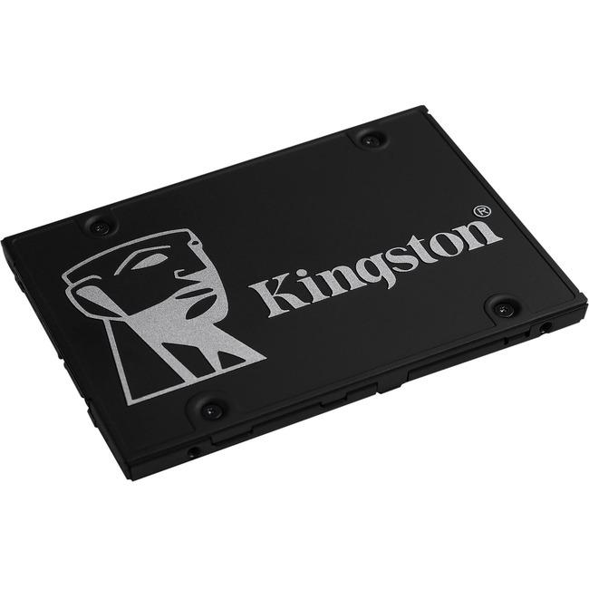 "Kingston KC600 512GB SATA3 6Gb/s 2.5"" Read 550 MB/s Write 520 MB/s Solid State Drive(SKC600/512G)"