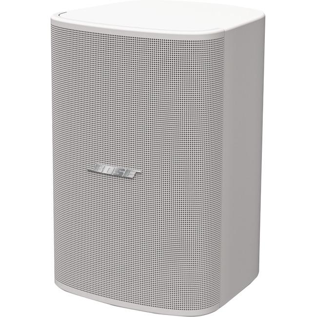 Bose DesignMax DM5SE 2-way Ceiling Mountable, Surface Mount, Wall Mountable Speaker - 60 W RMS - White