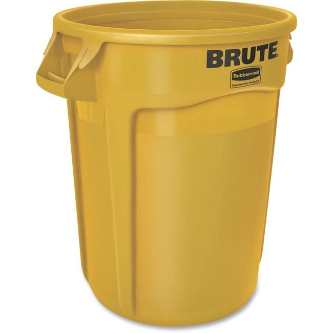 Rubbermaid Commercial Brute Vented Container