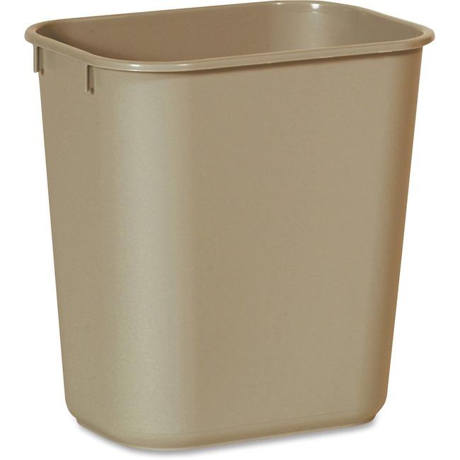Rubbermaid Commercial Deskside Wastebasket