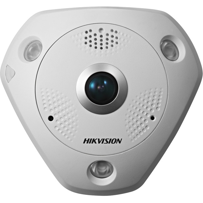 12MP INDOOR FISHEYE CAMERA 1.29MM/F2.2 IMMERVISION LENS 360 PANORAMIC VIEW H.