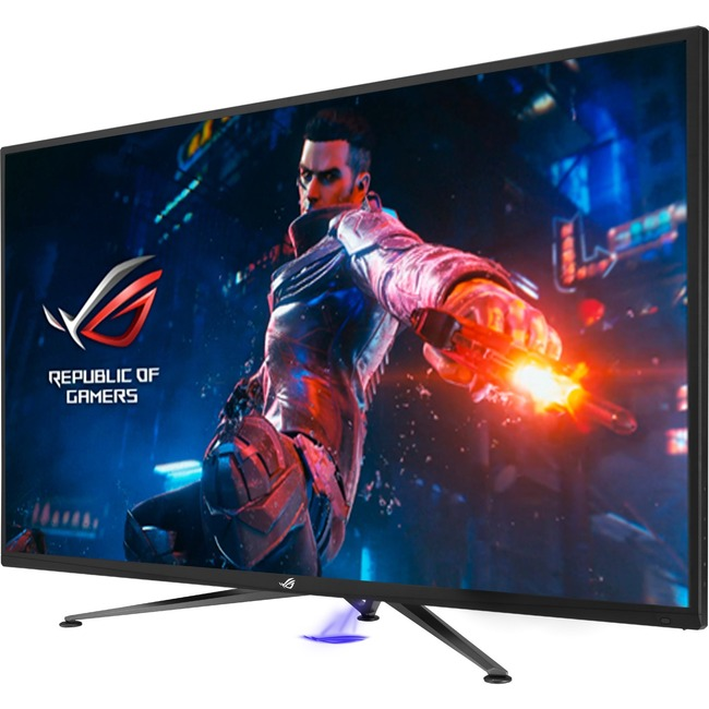 25-WORD: ASUS ROG PG43UQ IS THE PERFECT SIZE GAMING MONITOR FOR ANY ROOM. EXPERI