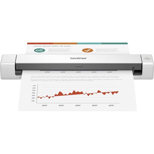 Brother DSMobile DS-640 Sheetfed Scanner - 600 dpi Optical