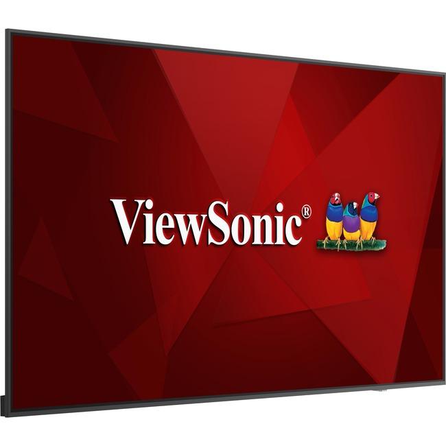"Viewsonic CDE7520 75"" 4K Premium Commercial Display"