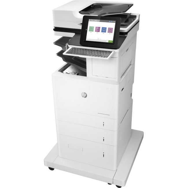 HP LaserJet Enterprise M635 M635z Laser Multifunction Printer - Monochrome