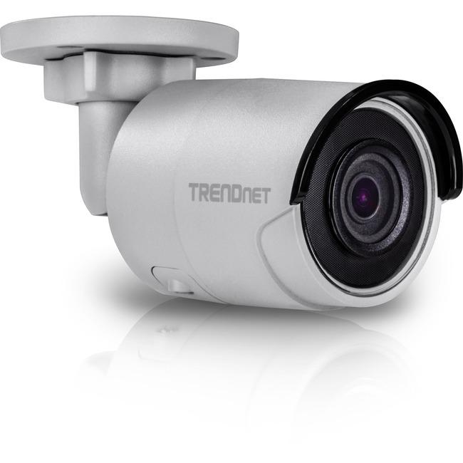 TRENDnet (TV-IP1318PI) Bullet 8 Megapixel Network Camera - 98.43 ft (30000 mm) Night Vision - H.265, H.265+, H.264, H.264+, MJPEG - 3840 x 2160 - CMOS
