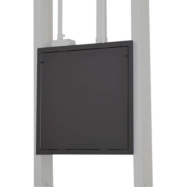 Chief Proximity PAC526FC Mounting Box for Flat Panel Display - Black - 4.54 kg Load Capacity