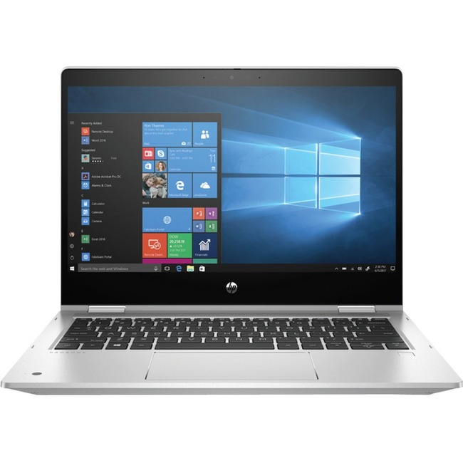 "HP ProBook x360 435 G7 13.3"" Touchscreen 2 in 1 Notebook - Full HD - 1920 x 1080 - AMD Ryzen 5 4500U Hexa-core (6 Core)"