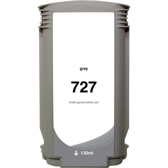 Clover Technologies Ink Cartridge - Alternative for HP 727 - Gray