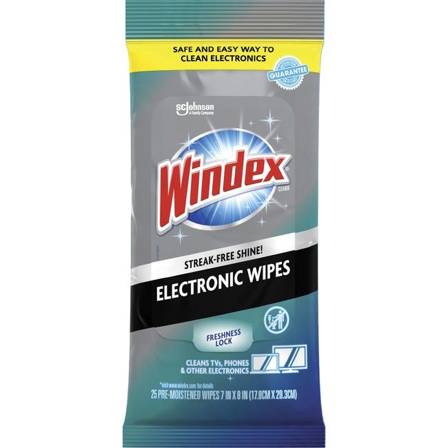 Windex® Electronic Wipes