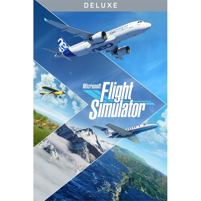 FROM LIGHT PLANES TO WIDE-BODY JETS FLY HIGHLY DETAILED AND ACCURATE AIRCRAFT I