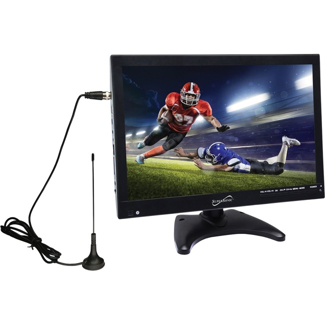14IN PORTABLE TV WITH USB HDMISD INPUT