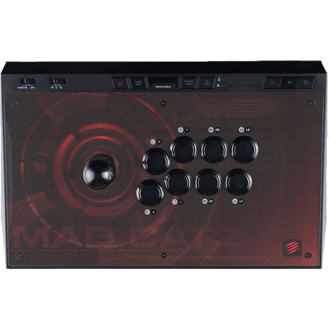 Bring the arcade to you with The Authentic EGO Arcade Stick.