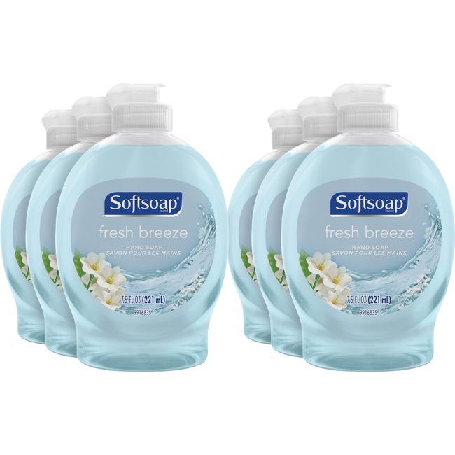 Colgate Liquid Hand Soap 6/Carton