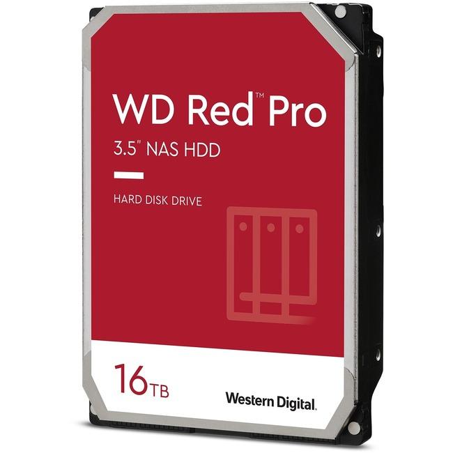 WD RED PRO 16TB NAS HARD DRIVE