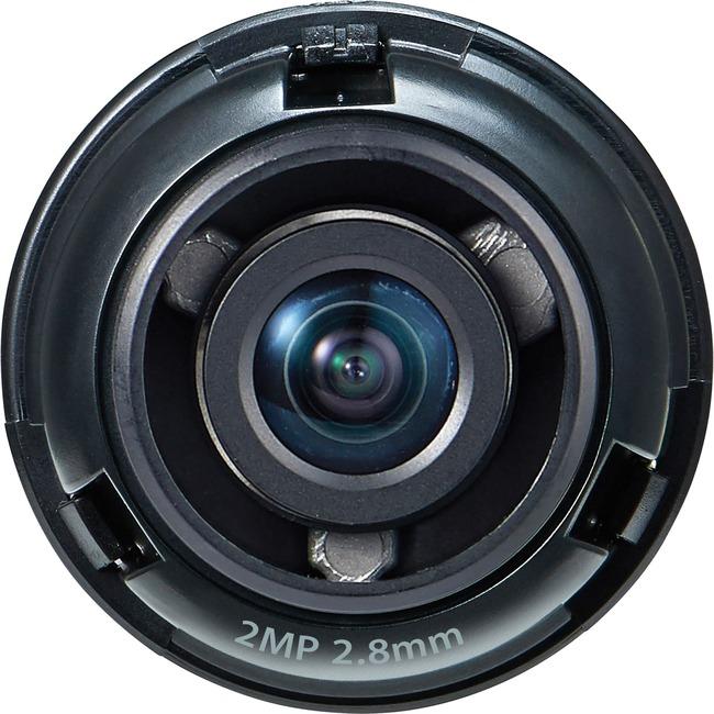 1/2.8IN 2MP CMOS WITH A 2.8MM FIXED FOCAL LENS FOV: H: 107.4DEG V: 62.2DEG FO