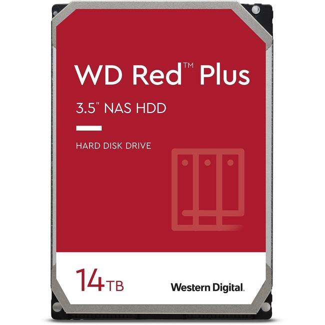 14TB 5400RPM 3.5 WD RED PLUS SATA