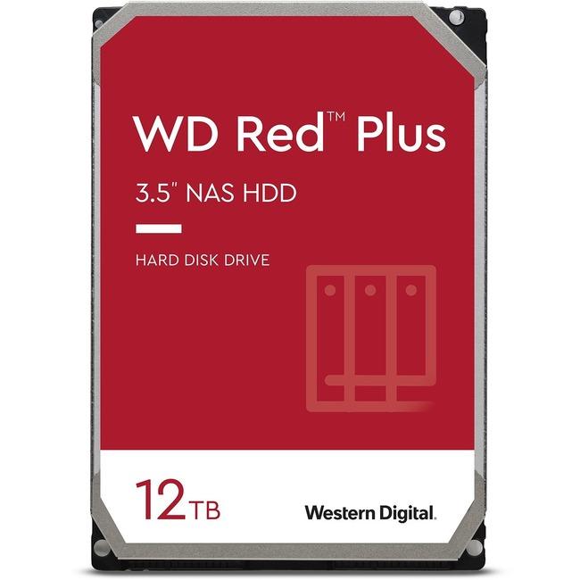 12TB 5400RPM 3.5 WD RED PLUS SATA